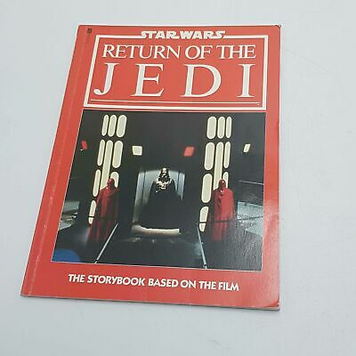 Return of the Jedi Photo Story Book of the Film (1983) Futura