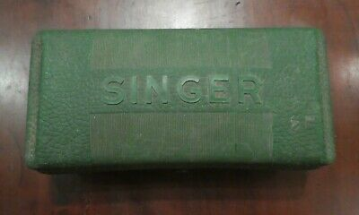 Vintage SINGER BUTTON HOLE attachment for SEWING machine 50s