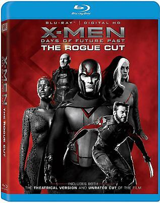X-Men: Days of Future Past (Blu-ray Disc, 2015, 2-Disc Set) Special Edition