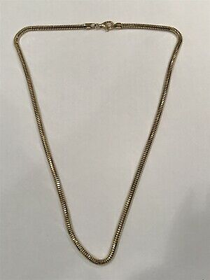 7f9677eff VINTAGE PAOLO ROMEO .925 Sterling Silver, Heart Link Chain Necklace ...