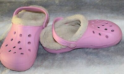 NWT CROCS BAYA KIDS FUCHSIA PINK 4//5 6//7 8//9 10//11 12//13 1 2 3 LOGO CLOGS shoes