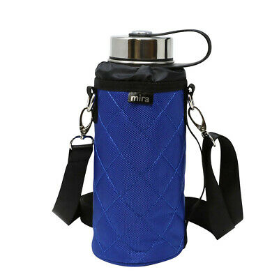 MIRA WATER BOTTLE Carrier for 32 oz Wide Mouth Insulated
