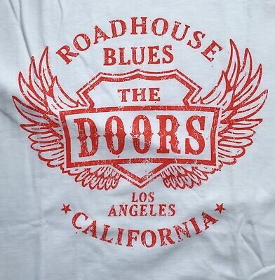 FREE SHIPPING New The Doors band Roundhouse Blues Music Jim Morrison Los Angeles
