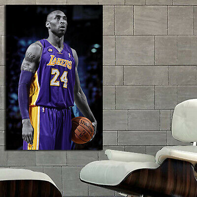 #05 Kobe Bryant Basketball Sport Athlete 40x60 inch More Sizes Large Poster