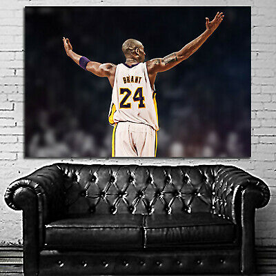 #10 Kobe Bryant Basketball Sport Athlete 40x60 inch More Sizes Large Poster