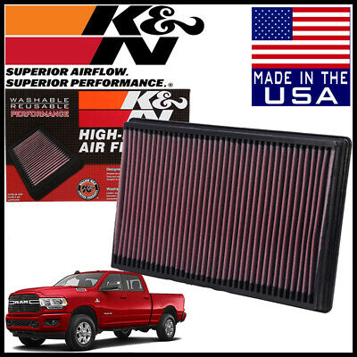 DODGE RAM 2500 3500 5378 CA7640 4728406 4856649  Engine Air Filter Fits
