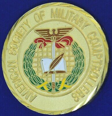 SOCIETY OF AMERICAN Military Engineers Challenge Coin - $9 99 | PicClick