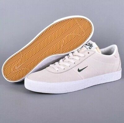 NIKE SB ZOOM Bruin Low Suede Trainers Mens Size UK 9.5 EURO 44.5 New RRP£75
