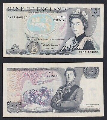 Great Britain - 5 Pounds 1980 (87) Spl / XF A-07