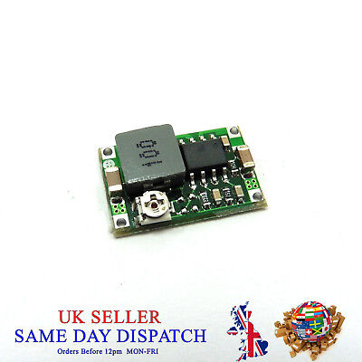 MP2307 Mini-360 DC//DC 4.75V-23V//1.0V-17V Step Down Converter Module Buck LM2596