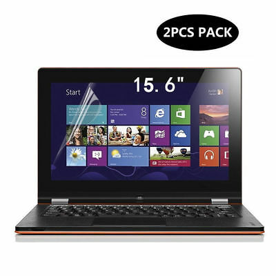 2X Anti-Glare Screen Protector for 15.6 HP ENVY x360 15t Laptop Touch Screen