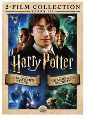 Harry Potter Double Feature: and the Sorcerer's Stone / and Chamber of Secrets