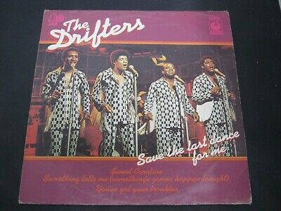 Vinyl Record Album THE DRIFTERS SAVE THE LAST DANCE FOR ME (39)40