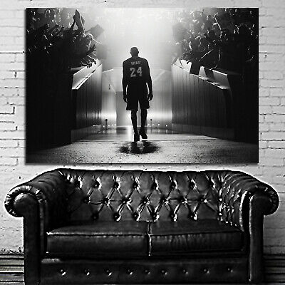 #17 Kobe Bryant Basketball Sport Athlete 40x60 inch More Sizes Large Poster
