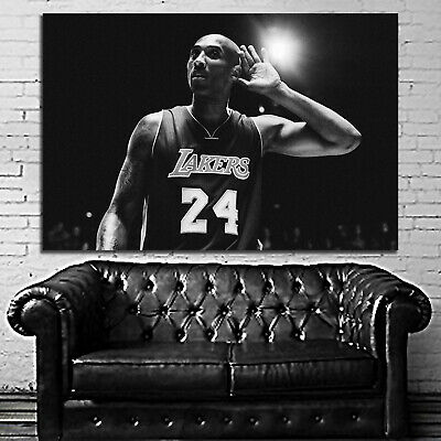 #18 Kobe Bryant Basketball Sport Athlete 40x60 inch More Sizes Large Poster