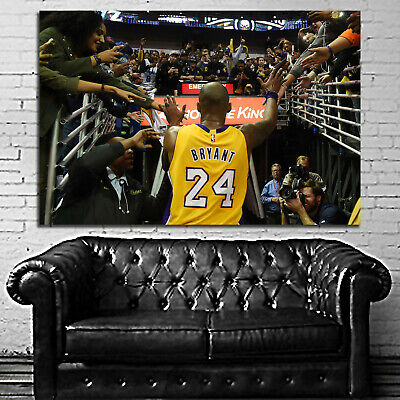 #20 Kobe Bryant Basketball Sport Athlete 40x60 inch More Sizes Large Poster