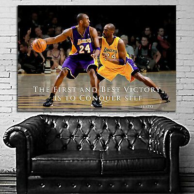 #21 Kobe Bryant Basketball Sport Athlete 40x60 inch More Sizes Large Poster
