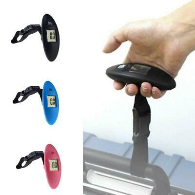 Portable 40KG Digital Travel Scale for Suitcase luggage Weight Hanging Scale US