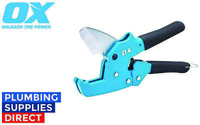 OX Tools Pro PVC Pipe Cutter 42mm OX-P449542