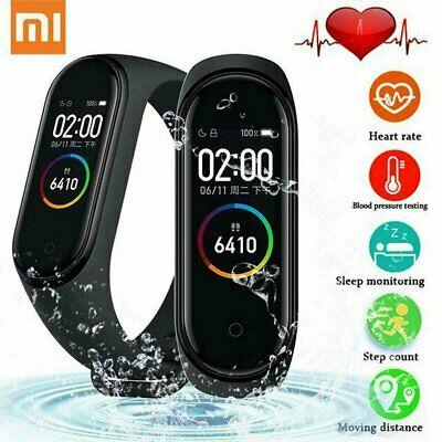 Xiaomi Mi Band 4 Smart Bracelet BT 5.0 Heart Rate Fitness Tracker AMOLED Screen