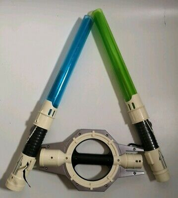 Hasbro 2009 Lightsaber Clone Star Wars Spinning General Grievous Toy Sword