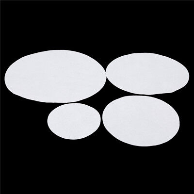 Round Wax Paper Sheets New/ Useful/ Set Tools BT3