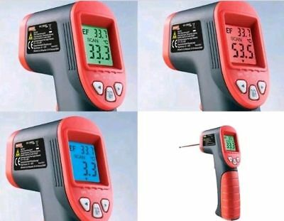Powerfix Infrared Thermometer