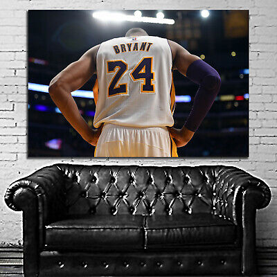 #23 Kobe Bryant Basketball Sport Athlete 40x60 inch More Sizes Large Poster