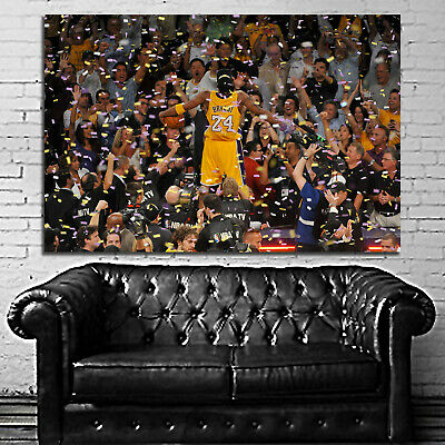 #26 Kobe Bryant Basketball Sport Athlete 40x60 inch More Sizes Large Poster