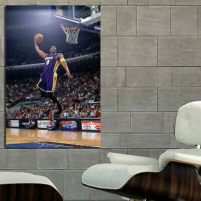 #27 Kobe Bryant Basketball Sport Athlete 40x60 inch More Sizes Large Poster