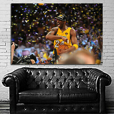 #31 Kobe Bryant Basketball Sport Athlete 40x60 inch More Sizes Large Poster