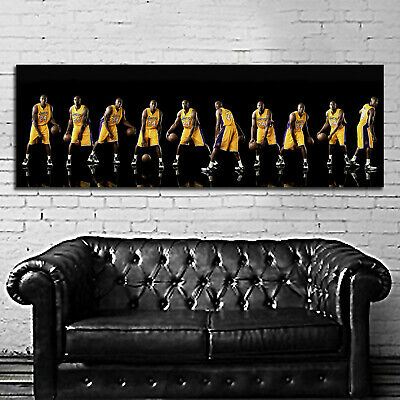 #90 Kobe Bryant Basketball Sport Athlete 20x60 inch More Sizes Large Poster