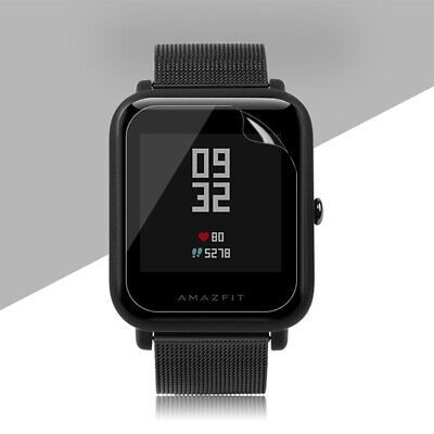 2X TPU Screen Protector For Youth Smart Watch Xiaomi Huami Amazfit Bip PACE Lite