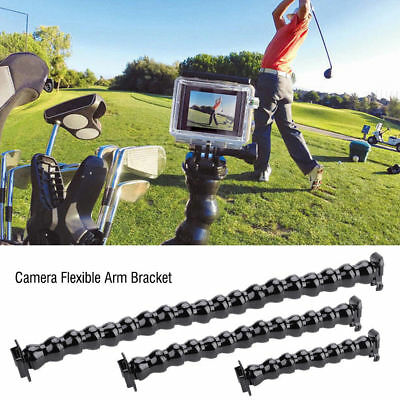 Durable Flexible Clamp Arm Mount for GoPro Hero 3/3+/4 Camera Photography Kit BM