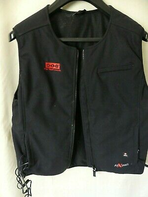 Motorcycle EXO2  Heated Gilet. Size M.40  Bodywarmer Vest  REDUCED PRICE