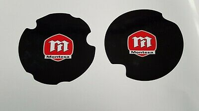 Montesa  4RT Engine Case  Decals  Extra Thick Moto-X Quality Materials