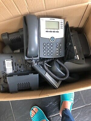 CISCO UC320W SMALL business IP phone system, FXS, FXO, SIP