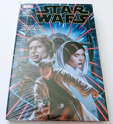 Star Wars Vol. 1 Hardcover Marvel Graphic Novel Comic Book