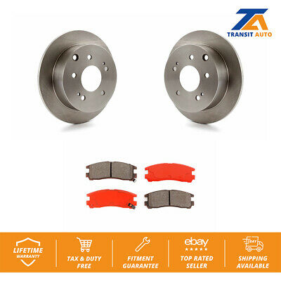 *NEW* Front Ceramic Disc Brake Pads with Shims Satisfied PR430C
