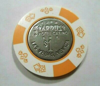 STARDUST HOTEL CASINO $1 Chip Las Vegas Nevada Imploded Take A Look ~ hotbid22