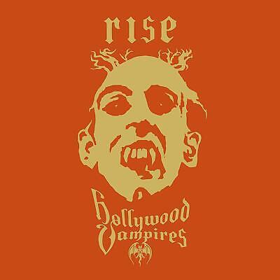 Hollywood Vampires ~ Rise ~ CD ~ Shipped Same Day ~ NEW ~ 4029759135357