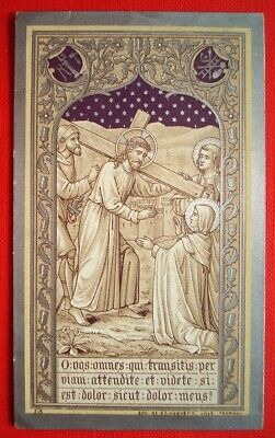 404.Andachtsbild Funeral Holy Card