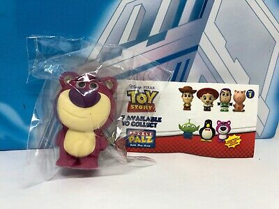DISNEY TOY STORY LOTSO BEAR EMBROIDERED APPLIQUÉ PATCH SEW OR IRON ON KITSCH #32