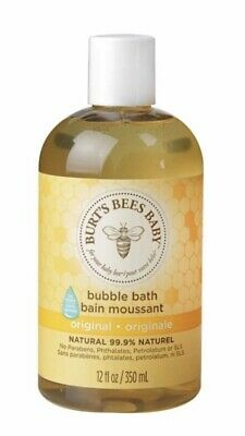 Two (x2) Burt's Bees Baby Bee Bubble Bath - 350ml