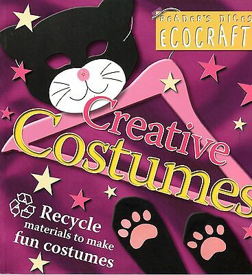 2 x Readers Digest Eco Crafts - Jazzy Jewellery & Creative Costumes - Recycle