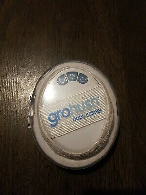 Gro Hush Baby Calmer White Noise. Perfect Condition.