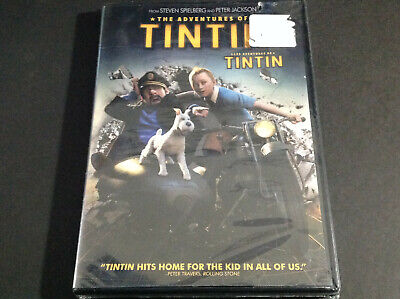 The Adventures Of Tintin (Dvd)