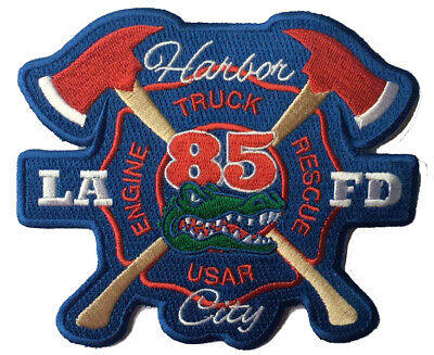 LAFD 85 USAR Harbor City (California) Fire Patch