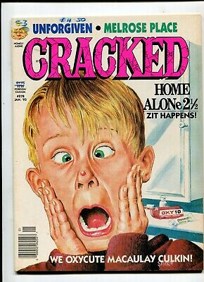 Cracked  278 Home Alone Axl Rose