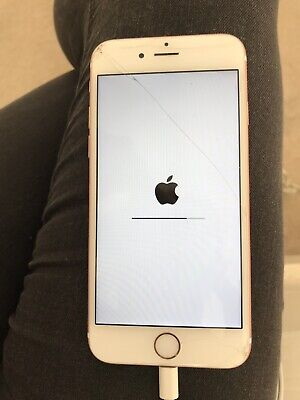 Apple iPhone 6s - 32GB - Rose Gold (Unlocked) A1688 (CDMA + GSM)